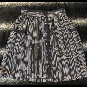 Urban Outfitters Boho A-line skirt